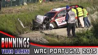 [HD] WRC Rally Portugal 2015 - @BunningsVideo