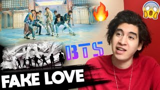 Download Lagu BTS - FAKE LOVE [REACCIÓN] Gratis STAFABAND