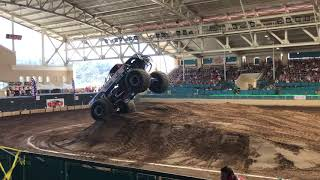 Monster Truck Freestyle San Diego County Del Mar Fair 7/1/19