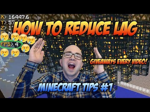 Minecraft: How to Increase FPS and Reduce Lag