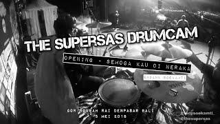 Download Lagu Endank Soekamti - Opening + Semoga Kau Di Neraka   DRUMCAM Gratis STAFABAND