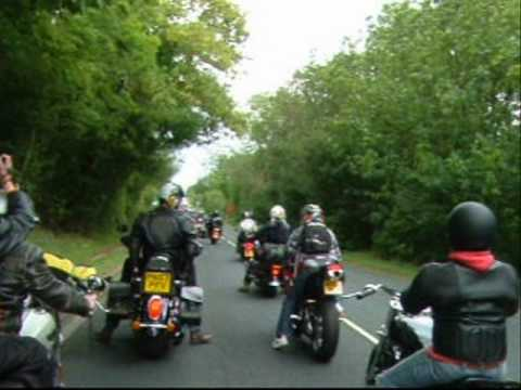 The Baildon Motor Cycle Ride.