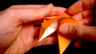 Re: How To Make A 3d Origami Christmas Star