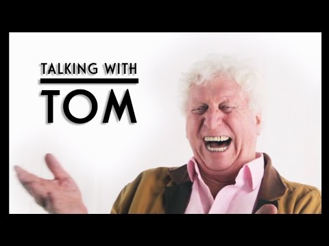 Talking With Tom Baker - Doctor Who and Big Finish