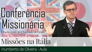 Missões na Itália - Humberto de Oliveira