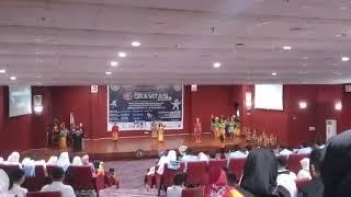 """Download Lagu Paduan suara lagu Nusantara """" gravitasi UNM 2017"""" Gratis STAFABAND"""