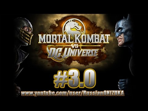 Mortal Kombat Vs Dc Universe #3.0 - Wonder Woman video