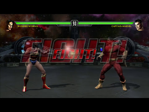 Mortal Kombat VS DC Universe #3.0 - Wonder Woman