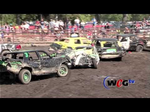 WCGtv's coverage of 2013 Manitoba Summer Fair's Demolition Derby.