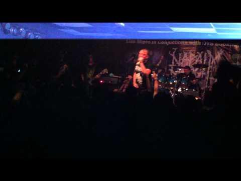 Napalm Death - Nazi Punks (Fuck Off!): Live In Kuala Lumpur | June 27, 2011
