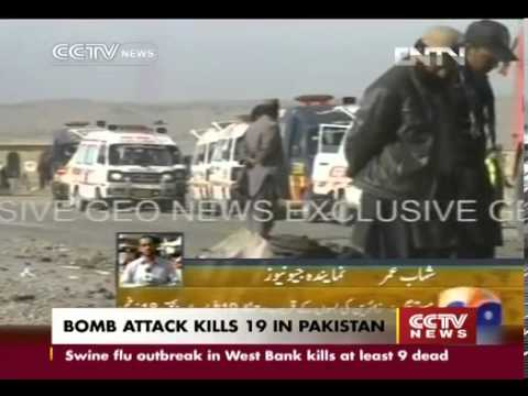 19 Shiite pilgrims killed as ISI bomber attacks bus in Baluchistan Pakistan