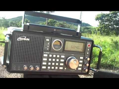 6040 khz Radio RB2 , Curitiba , Paraná , Brazil reiceved 1.602 KM