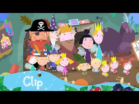 Ben and Holly's Little Kingdom - Firework's Night