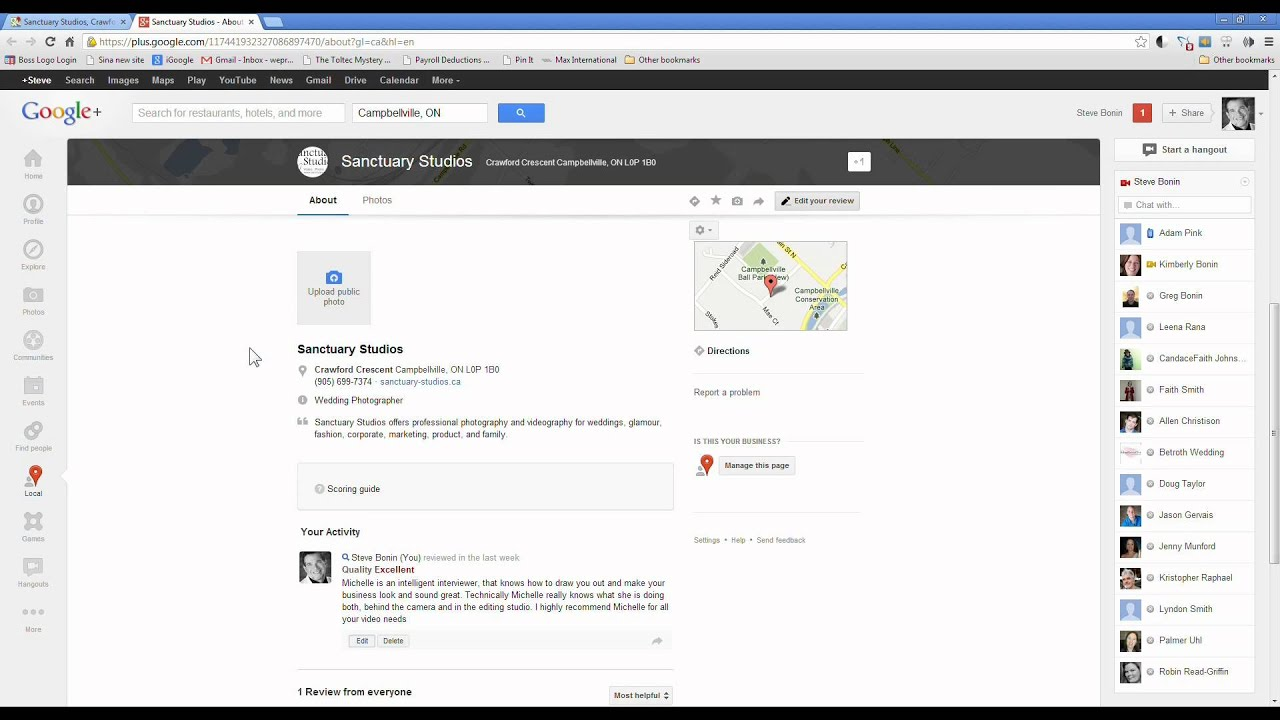 write a google review for a business Whether you're new to google my business or an expert, your voice matters join our community to connect with business owners and product experts.