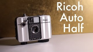 Half-Frames: Ricoh Auto Half SE Camera