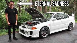 How I blew the engine on my Evo 5...