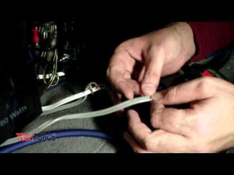 Amp Installation Tip: Testing Speaker Wires