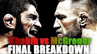 Khabib Nurmagomedov vs Conor McGregor In-Depth Analysis