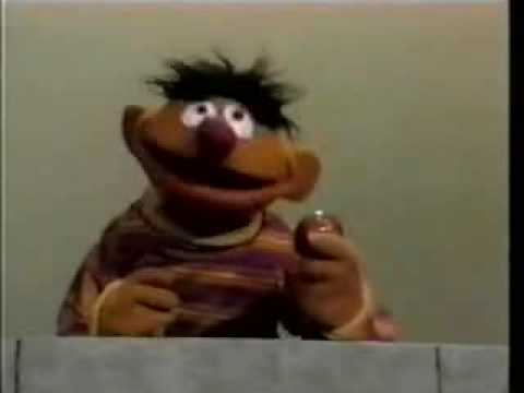 Sesame Street - Ernie Presents the Letter A