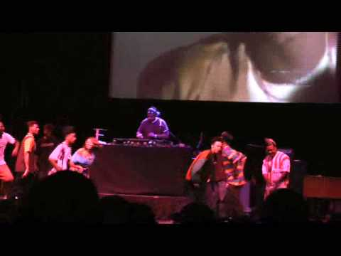 Ralph McDaniels & The Retro Kidz - Video Music Box Tribute @ Celebrate Brooklyn, Prospect Park, NYC