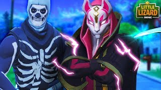 CAN DRIFT SAVE FORTNITE?! * SEASON 5 *Fortnite Short Film