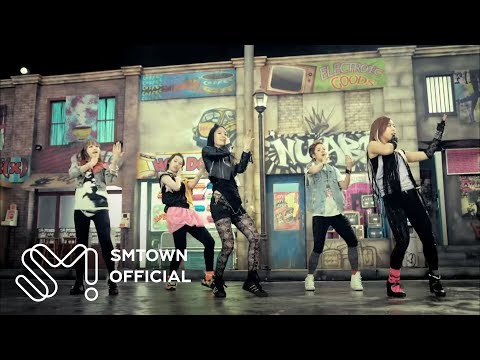 에프엑스 f(x)_NU ABO(NU 예삐오)_MusicVideo Music Videos