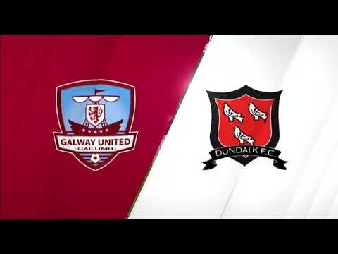 HIGHLIGHTS: Galway United 3-4 Dundalk