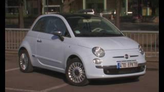 Essai Fiat 500 2009