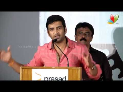 Santhanam at Vallavanukku Pullum Aayudham Success Meet | Comedy...