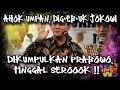 Ahok Mengumpan, Jokowi Men-ggeb-uk, & Prabowo Mengumpulkan Kaum Rad-ikal, tinggal 'Bersihkan'!