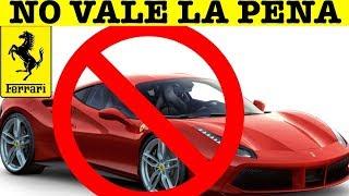 Top 10 Razones Para No Comprar Un Carro Exotico - No Vale La Pena