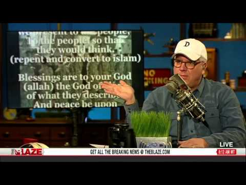 Imam On Seal Team 6 Funeral - TheBlazeTV - The Glenn Beck Radio Program - 2013.05.10