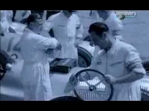NAZI GRAND PRIX   Richard Seaman and the Silver Arrows (on TV 12th Jan 2004)