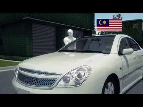 Malaysian carjacker shot dead in southern Thailand