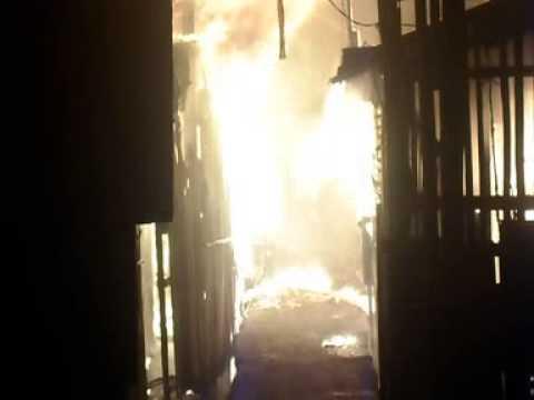 Badjao Village Isla Verde Fire Davao City  4/4/2014      Part 2