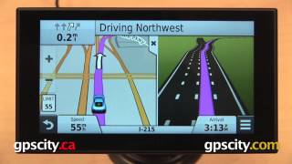 Active Lane Guidance: Garmin nuvi 2689/2789LMT & 2014 Advanced