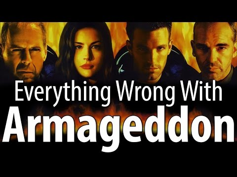 Everything Wrong With Armageddon In 14 Minutes Or Less
