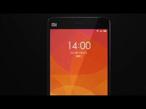 China's emerging Xiaomi following