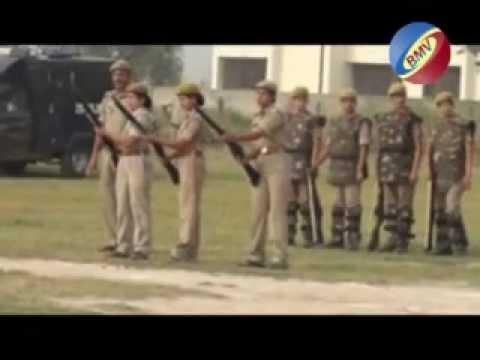BMV NEWS Nahi Chali Rifel Se Goli Kanshiram Nagar