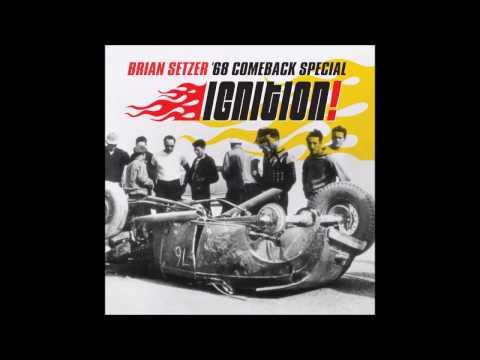 Setzer, Brian - Hell Bent