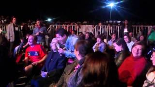 ALDO BUSTOS EN FESTIVAL RADIO-RENACER DE HUERTOS FAMILIARES 2014