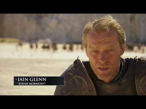Game of Thrones Season 4: On the Set Featurette (HBO)