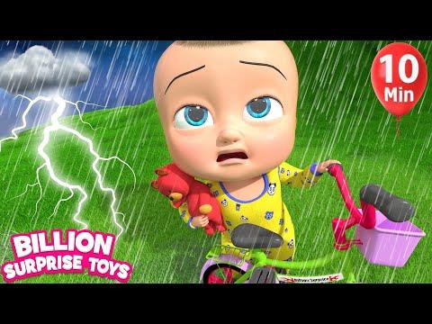 Little Babies Song | + More Baby & Children Songs - BillionSurpriseToys