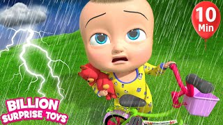 Rain Rain Go Away |+More BST Kids Songs & Nursery Rhymes