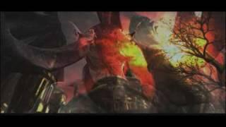 Ария Меченый злом & Варкрафт (warcraft 3 )видеоклип (RUS) (v1.1.)