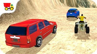 Car Racing Games - Quad Bike Cargo Delivery - Gameplay Android & iOS free games