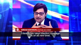 Gramener is back with Republic TV to decode Assembly Elections 2018 | Promo 2