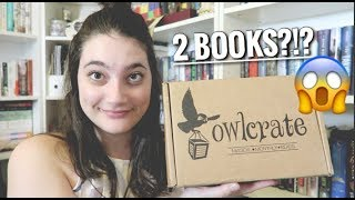 THE BEST OWLCRATE EVER?