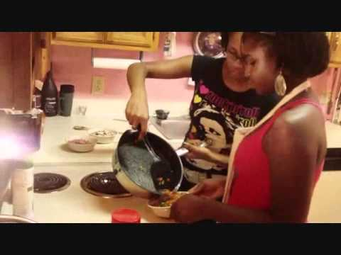 Cooking SHOw! Pretty Girl Swaggg! Video