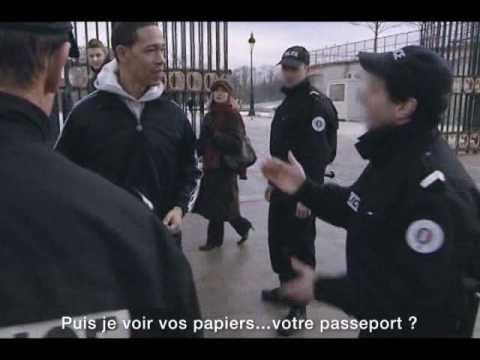 Barack Obama arrested by french police !
